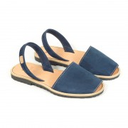 1097 LEATHER - BLUE