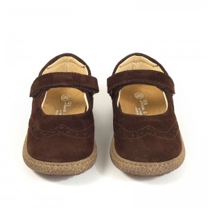 MARY JANES VELCRO STRAP